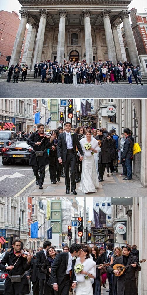 Свадьба - London Wedding At St George's And Claridge's