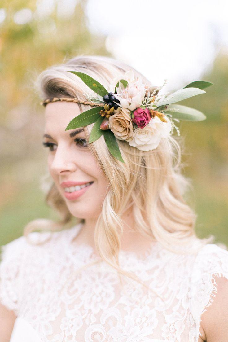 Mariage - Fall Harvest Wedding Inspiration