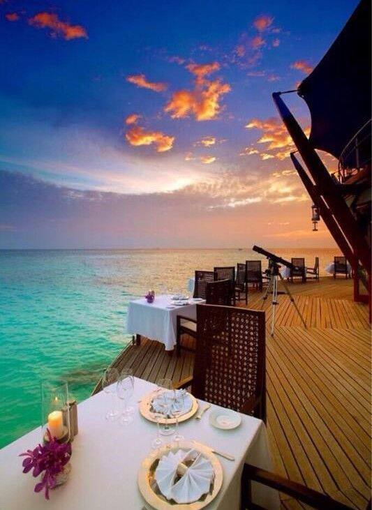 Honeymoon Decoration In Maldives : maldives honeymoon destination weddbook maldives is the nature s ...