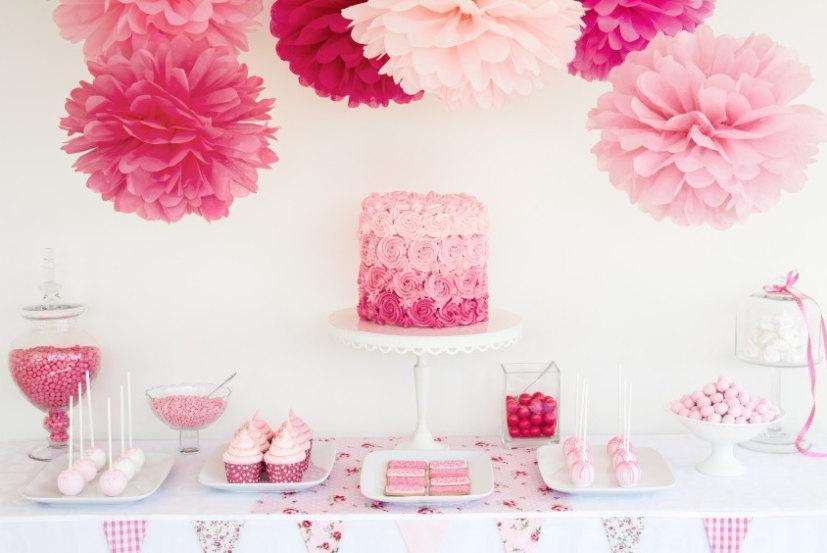 زفاف - pompoms 18, party decoration, wedding, events, baby shower, paper pom pom, party, paper decoration, flower pompom