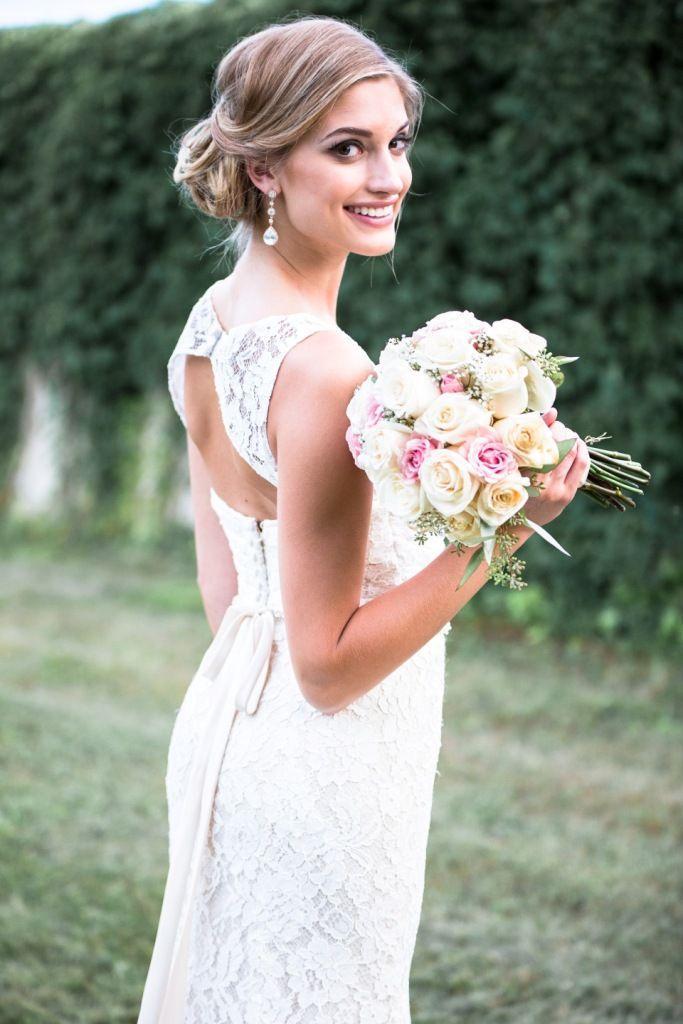 Свадьба - Lace Bridal Gown