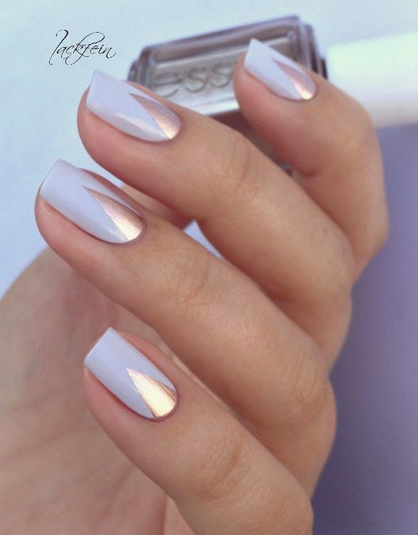 Свадьба - 40 Best Nail Polish Designs To Try In 2016