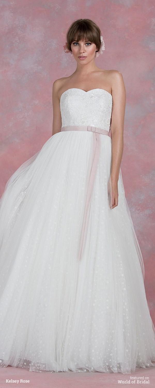 Kelsey Rose 2016 Wedding Dresses