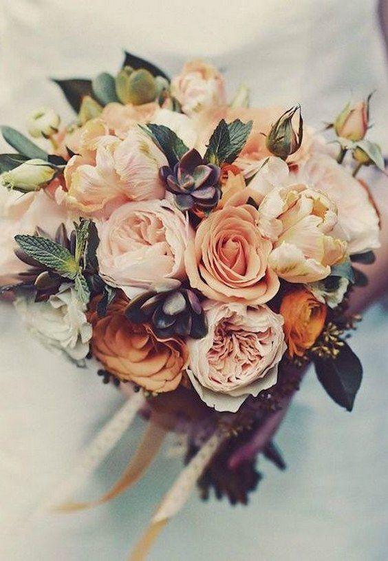 Bouquet Flower 25 Beautiful Fun Fall Wedding Ideas 2512460