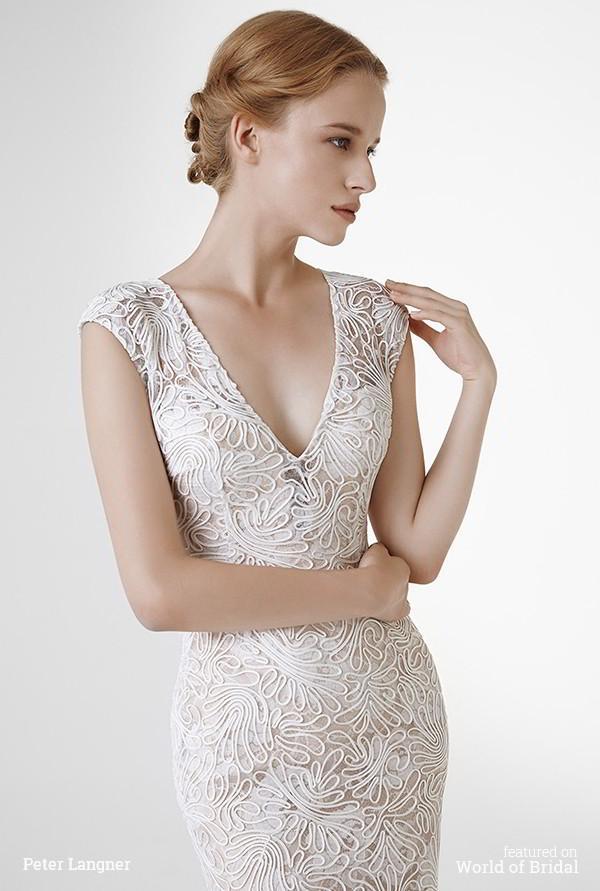 Свадьба - Peter Langner 2016 Wedding Dresses