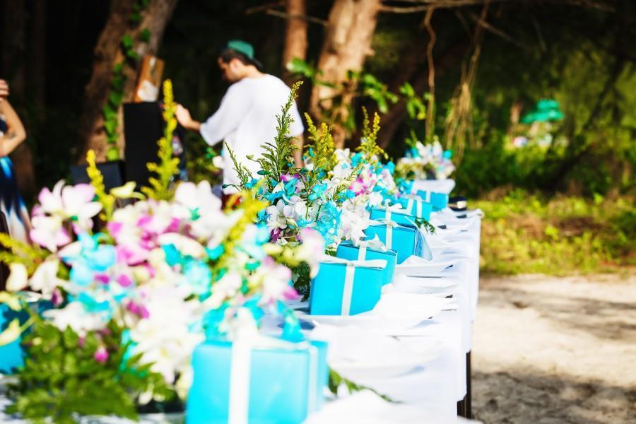 Hochzeit - Outdoor Wedding Decor