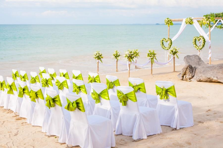 Wedding - Beach Wedding Decor