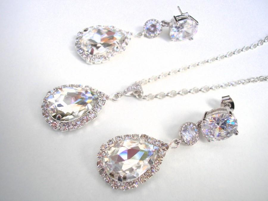 Wedding - Crystal Bridal Set