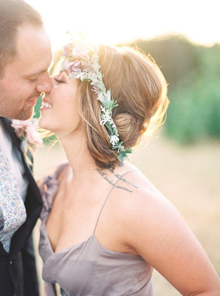 Mariage - Ethereal Lavender Field Wedding Inspiration