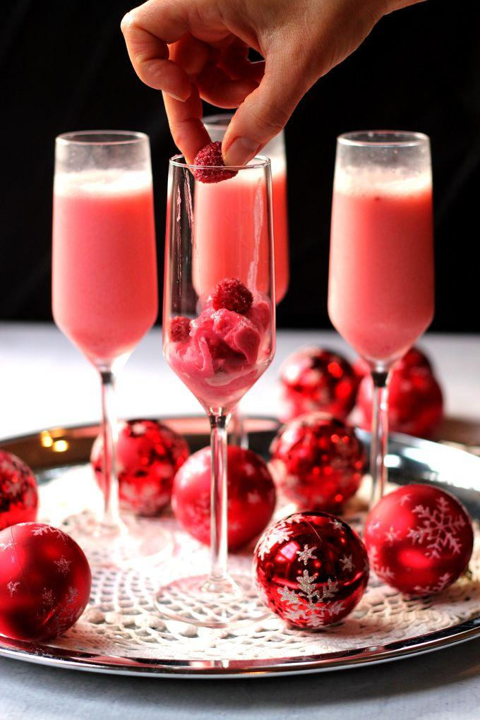 Wedding - Raspberry Cream Mimosa