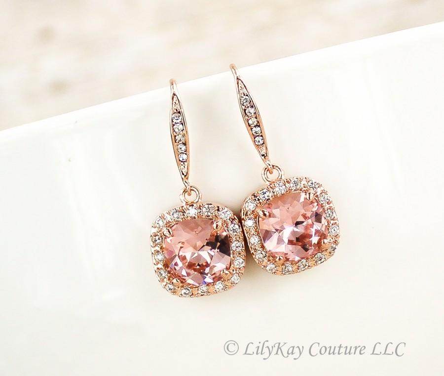 for lust grande wander pink earrings jewelry you thank products my being bridesmaid
