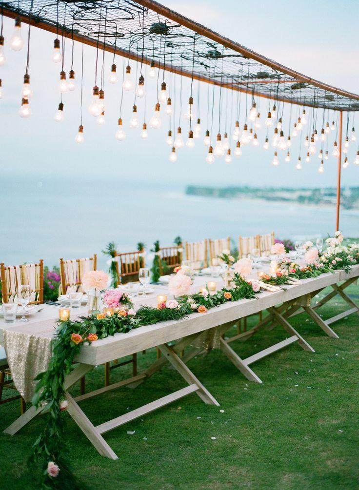 Wedding - Romantic Cliff-top Wedding By The Sea In Bali