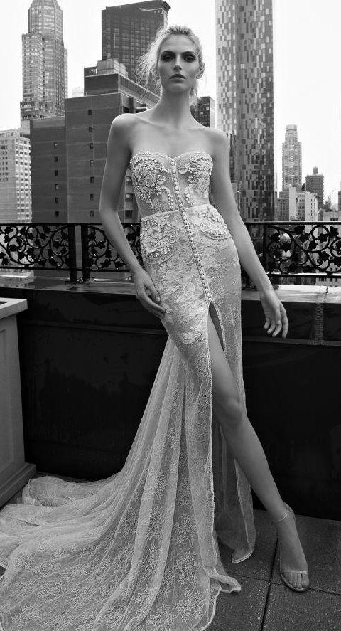 Kleiden - Inbal Dror Wedding Dresses 2016 #2513287 - Weddbook