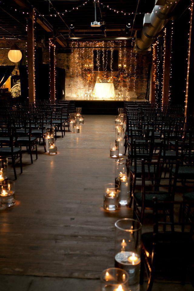 Mariage - Wedding Ideas: The Industrial-Style Soirée