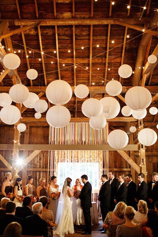 """Mariage - 50 Round Chinese Paper Lantern  6x18"""" 7x16"""" 7x14"""" 10x12"""" 10x10"""" 10x8""""  DIY KITS for Wedding Party Floral Event Sky Decoration Light Kit"""