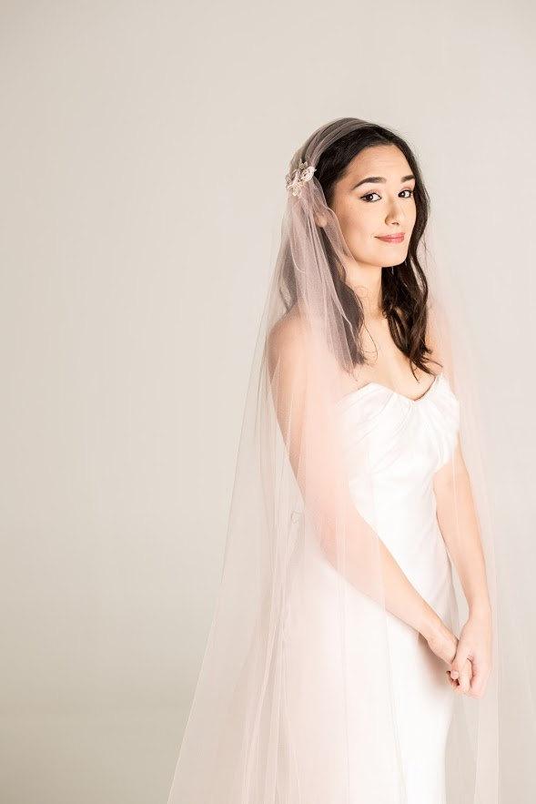 wedding veil Vintage