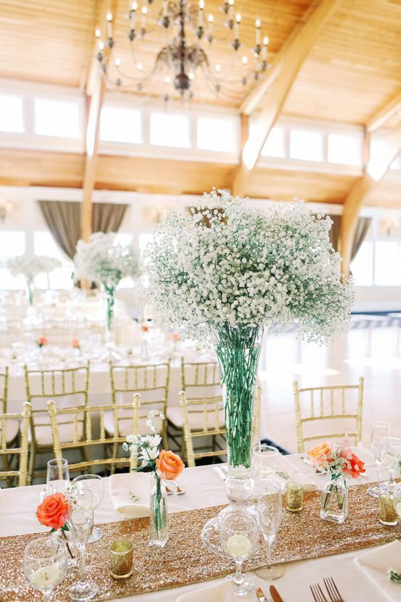 زفاف - Trending: High Centerpieces That'll Wow Your Guests