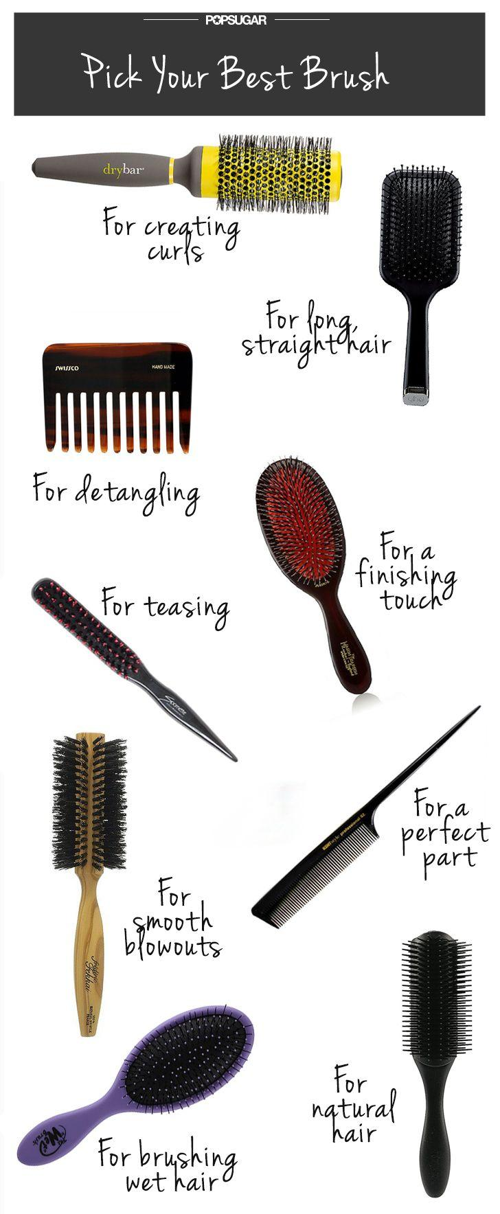 Mariage - Everything You Need To Know To Find Your Perfect Hairbrush