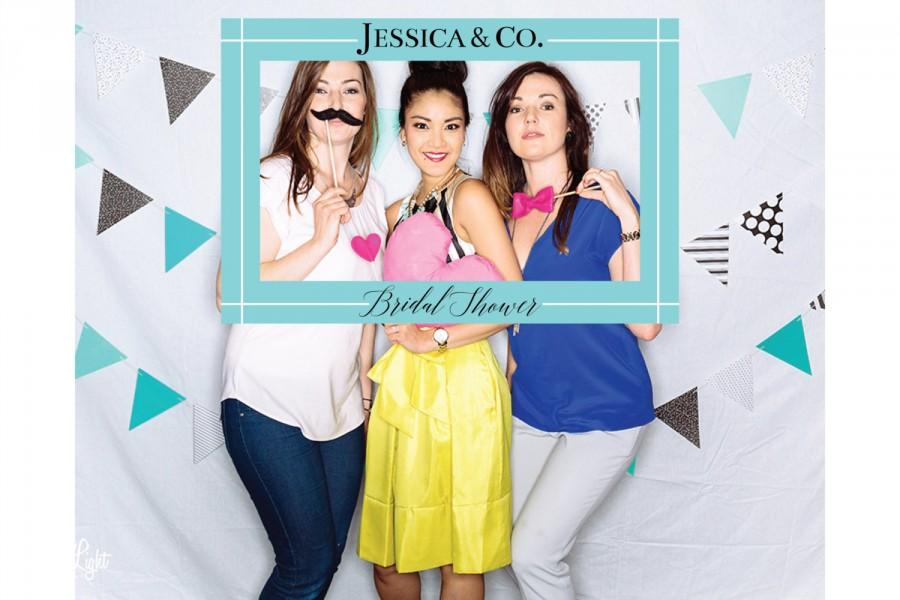 Свадьба - Name & Co. Large Printable Photo Booth Prop - Personalized Digital File - NO PHYSICAL Item - Personalized Photo Booth Prop