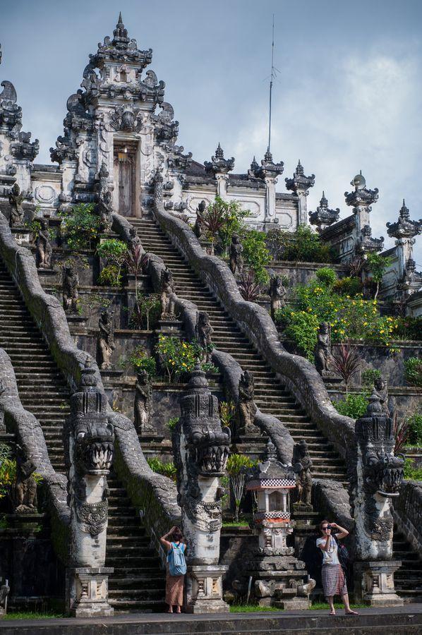 Свадьба - Lempuyang Temple, Bali.