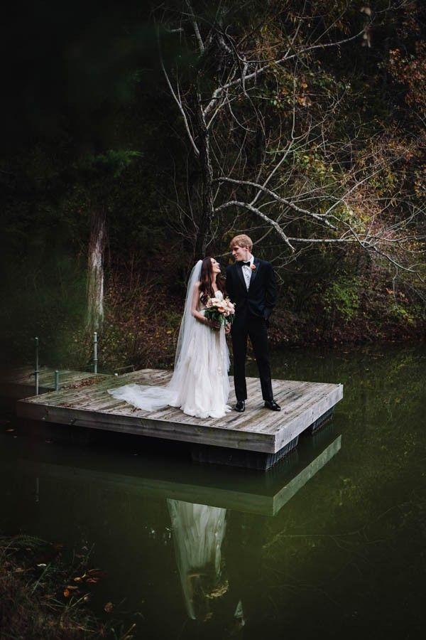 Wedding - Southern Chic Nashville Wedding At Historic Cedarwood