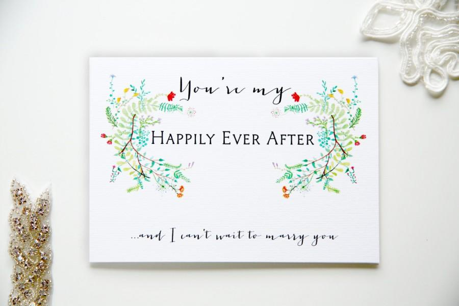 I Can t Wait To Marry You Wedding Card On Your Wedding Day To Bride or. You Can39t Help
