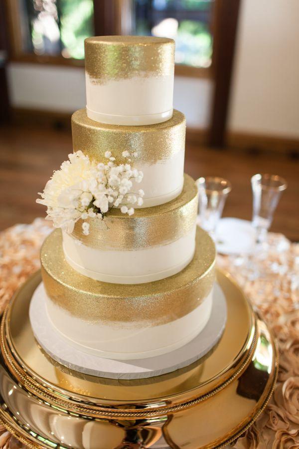 زفاف - Wedding Inspiration: Golden Glow