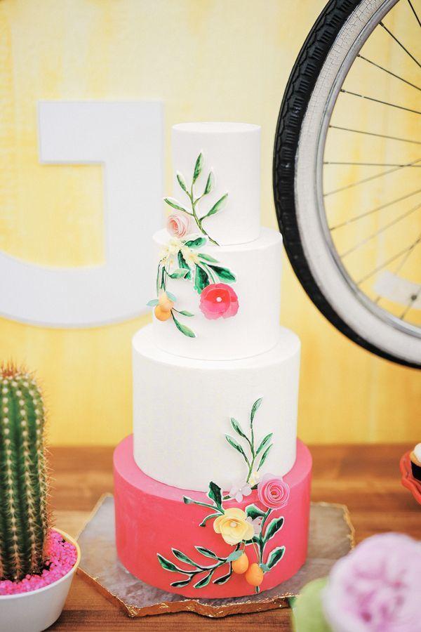 Hochzeit - Best Of 2015: Wedding Cakes