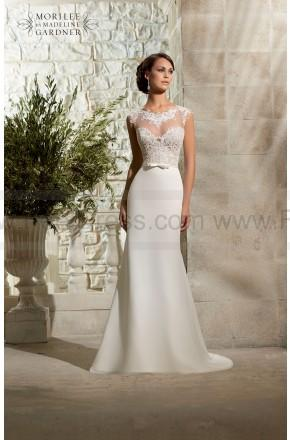 Wedding - Mori Lee Blu Bridal Dress