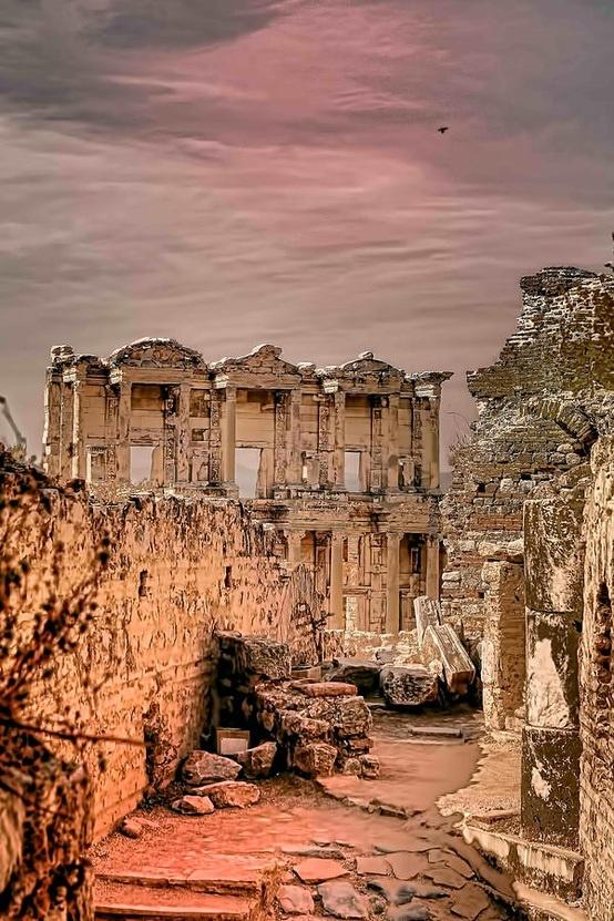 Wedding - Ruins Of Ephesus, Turkey.