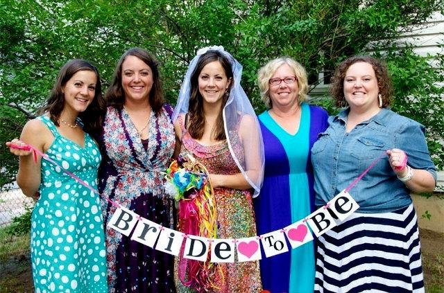 Свадьба - Bridal Shower Banner / Bridal Shower Decorations / Bride To Be Banner / Wedding Garland / Bachelorette Party / Wedding Decor