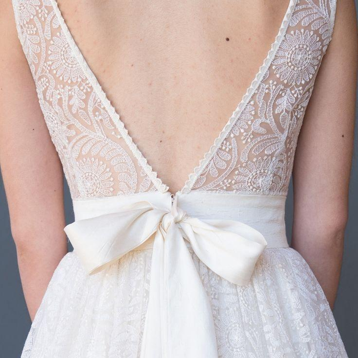 Свадьба - Meet Celia Grace: The First Fair Trade Wedding Dress Line