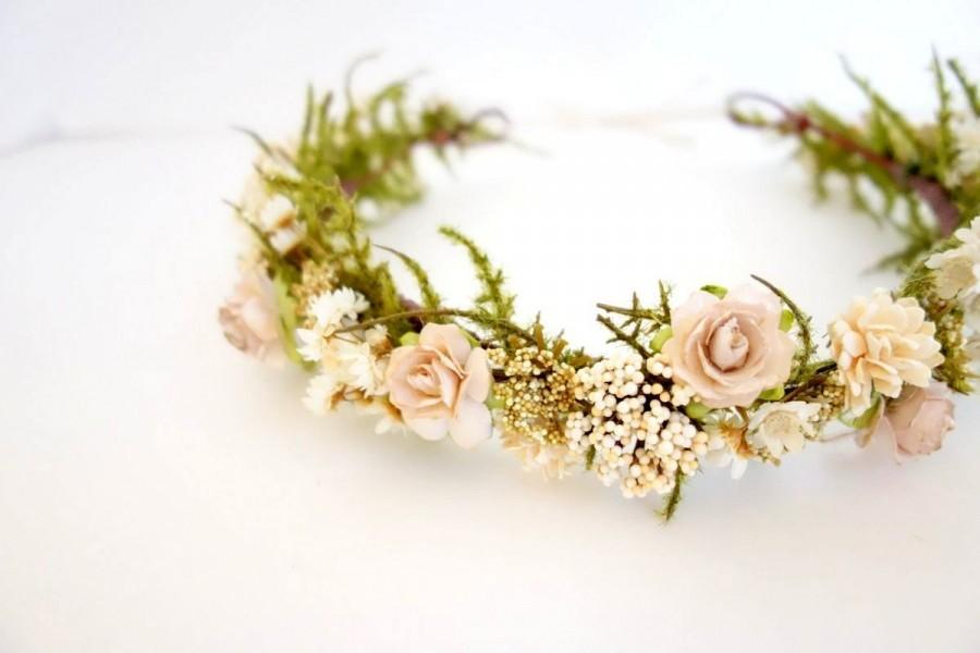 Bridal Flower Crown 53853f7138a
