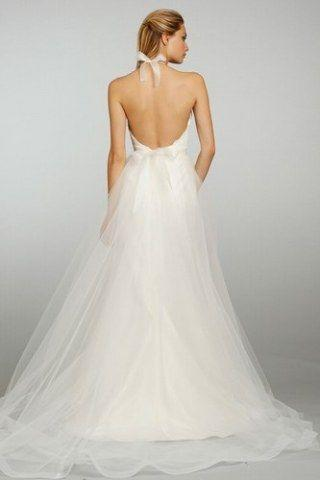 Wedding - Beautiful Backless Wedding Dresses We Love!