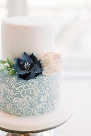 زفاف - 27 Gorgeous Wedding Cakes That Are Almost Too Pretty To Eat
