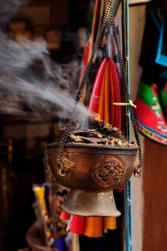 Hochzeit - Burning Incense Is Psychoactive: New Class Of Antidepressants Might Be Right Under Our Noses