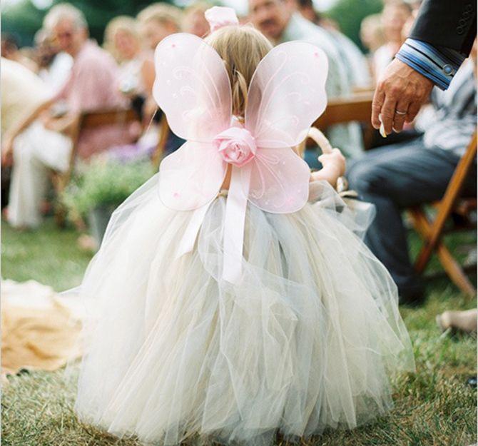 Hochzeit - Vestidos Para Daminhas De Casamento