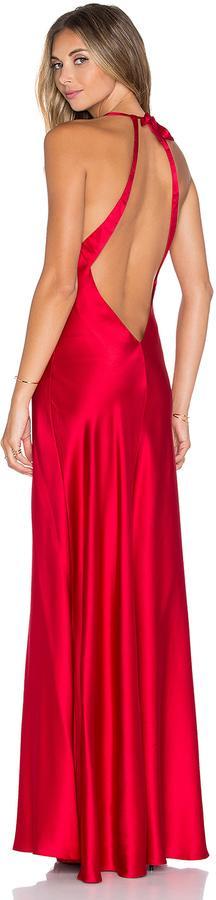 Mariage - Amanda Uprichard x REVOLVE Ariana Maxi Dress
