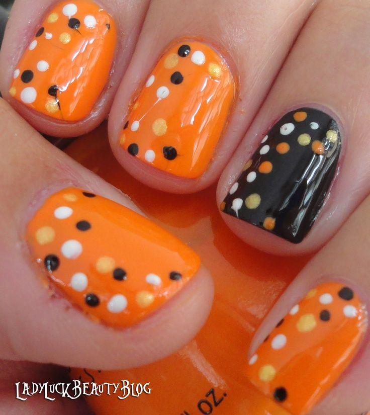 12 Best Halloween Nail Art Ideas On Pinterest 2517127 Weddbook