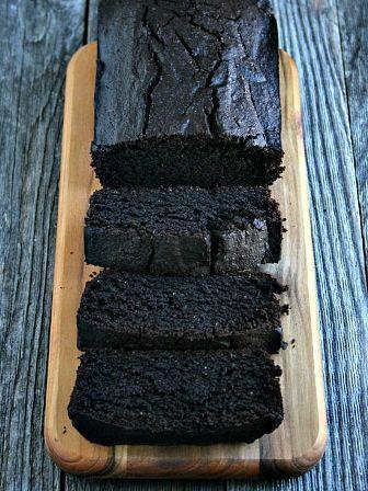 Boda - Chocolate Red Wine Loaf Cake