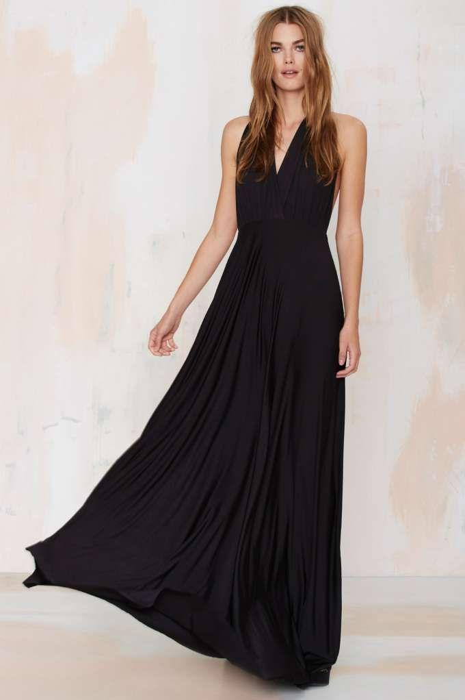 Hochzeit - Stylish Maxi Dress