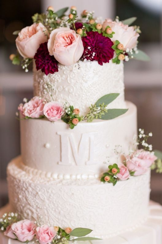 Hochzeit - Wedding Cake Inspiration