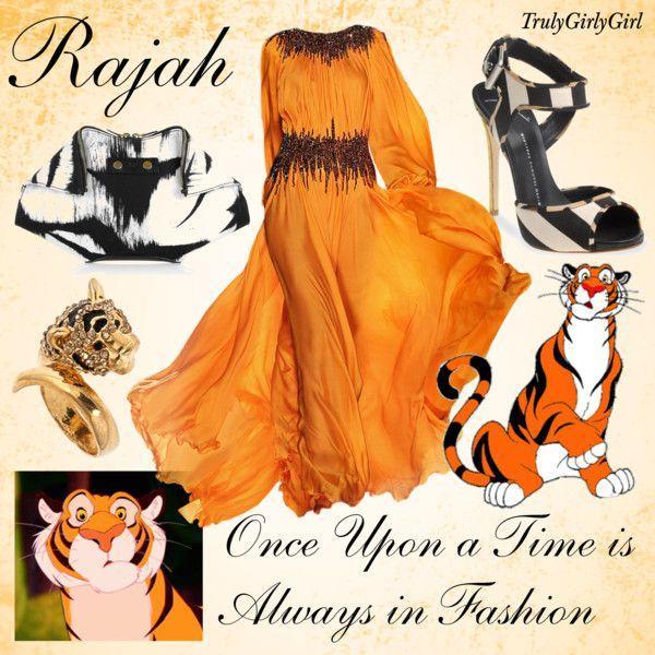 Hochzeit - Disney Style: Rajah