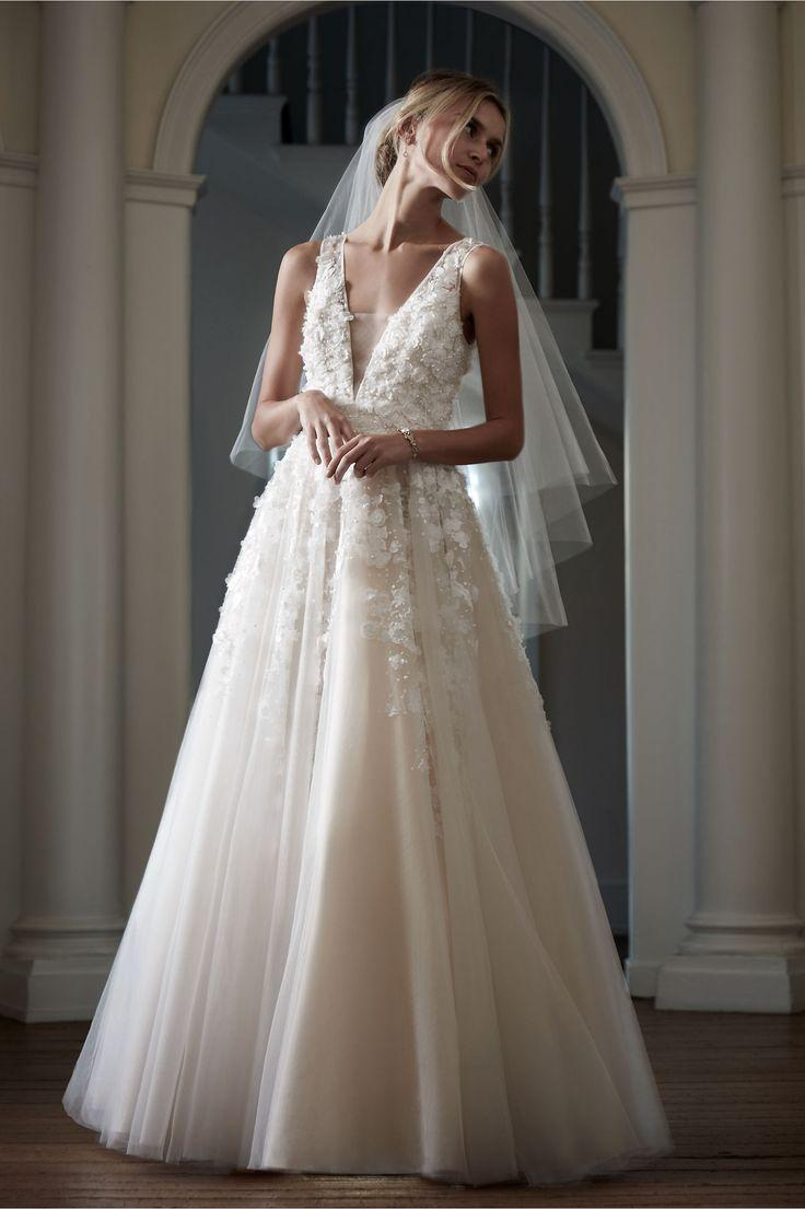 Wedding Theme Bhldn Wedding Gown 2517604 Weddbook
