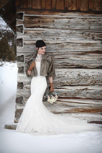 Hochzeit - Winter Sophisticate