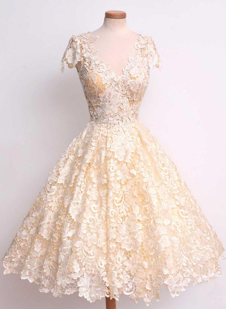 Mariage - Sweet As A Song Lace Dress