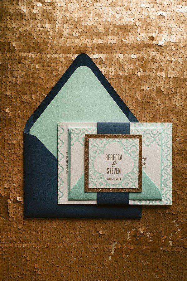 زفاف - Mint Wedding Details