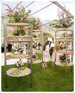 Once Upon A Wedding: ♥ Wedding Food Bar Ideas ♥ #2518351 - Weddbook