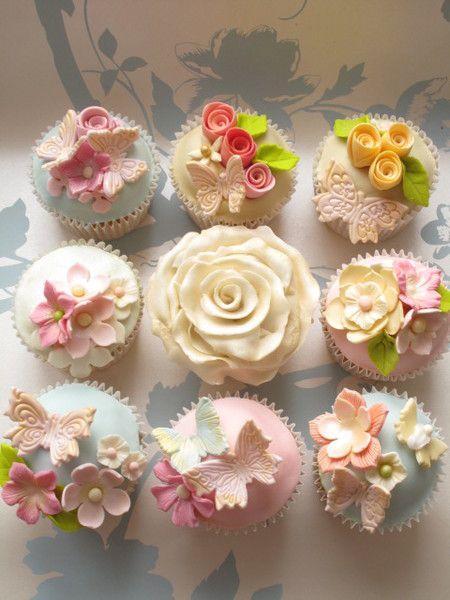 Wedding - Fabulous Cupcake Making And Decorating Classes - Le Beau Cake