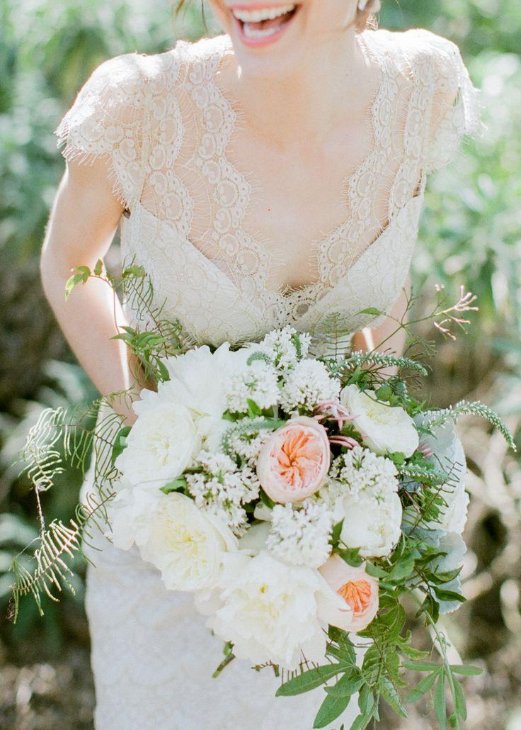 زفاف - Claire Pettibone Butterfly Garden Bridal Shoot